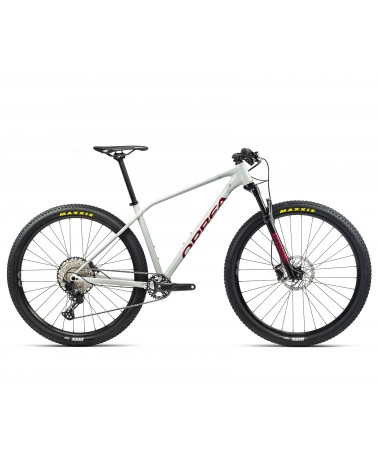 Bicicleta Orbea Alma H20 2021 Blanco/Rojo