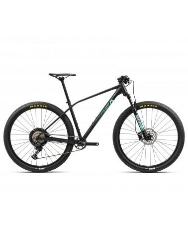 Bicicleta Orbea Alma H30 2021 Negro/Verde