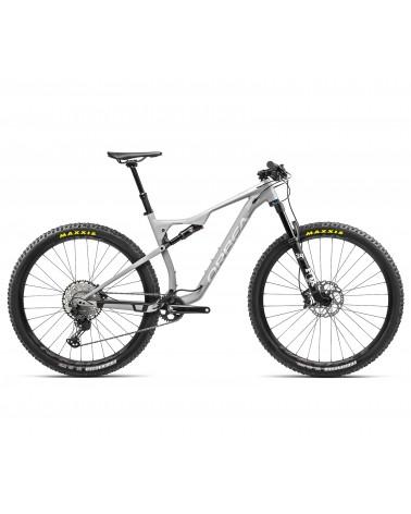 Bicicleta Orbea oiz H10 TR 2021 Gris Mouse