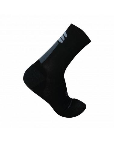Calcetín Sportful Merino Wool 18 Negro
