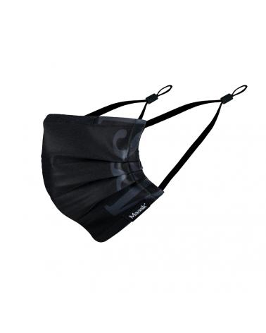 Mascarilla Higienica Reutilizable Maask Shield Black Shade