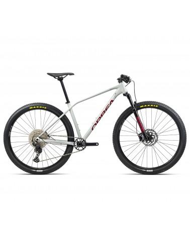 Bicicleta Orbea Alma H50 2021 Blanco/Rojo