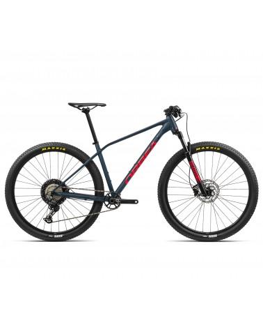 Bicicleta Orbea Alma H30 2021 Azul/Rojo