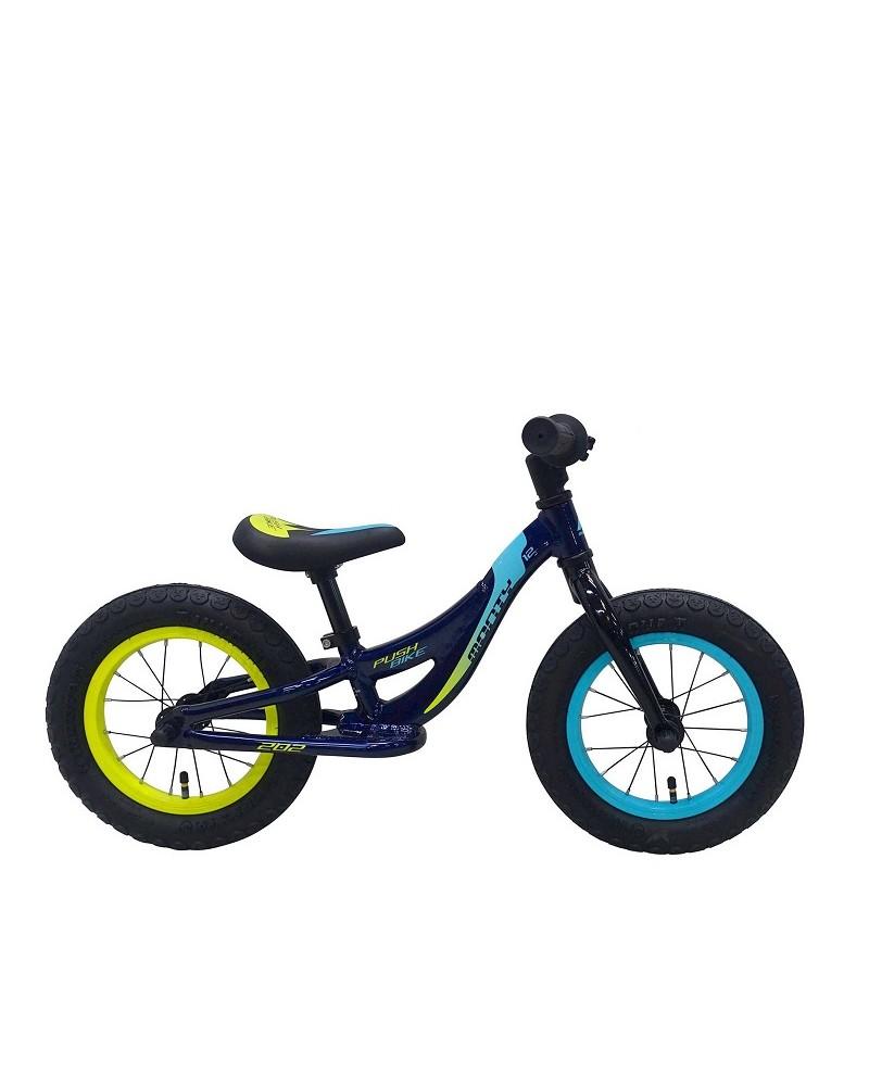 Bicicleta Monty Kids Push Bike Azul