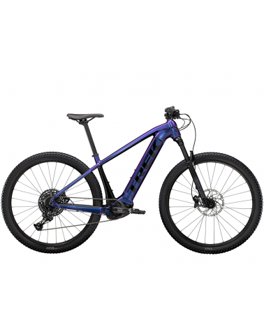 Bicicleta Trek Powerfly 5 2021 Purple Flip/Trek Black
