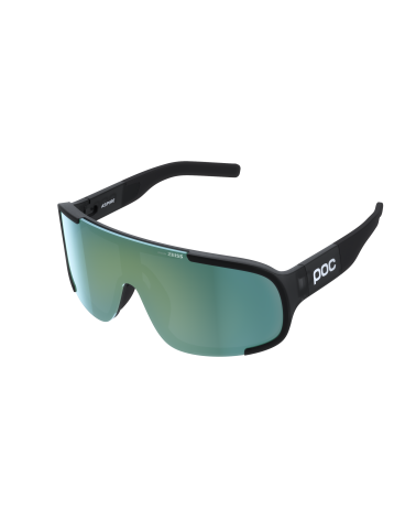 Gafas Poc Aspire Uranium Black Translucent/GreyDeep green