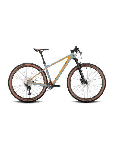 Bicicleta Conway RLC4 2021 Gray Matt/Orange