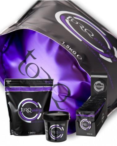 Bebida energética en polvo Torq Grosella 500 gr