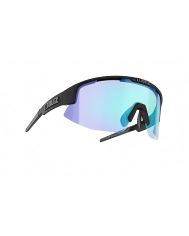 Gafas Bliz Matrix Nordic Light Matt Black Orange w blue multi