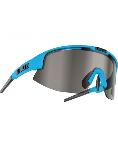 Gafas Bliz Matrix M11 Shiny Blue Smoke w Silver Mirror
