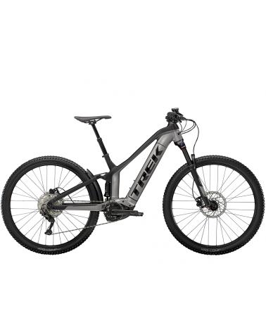 Bicicleta Trek Powerfly FS 4 2021 Matte Gunmetal/Matte Black