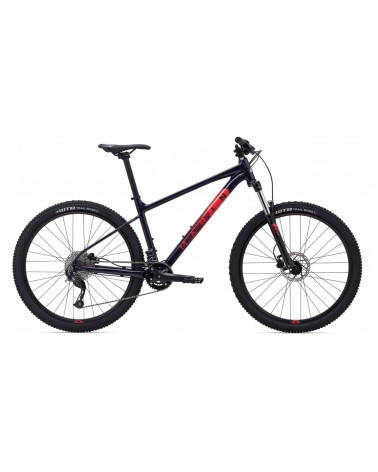 Bicicleta Marin Bobcat Trail 4 2021 Blue Red