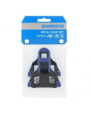 Calas Shimano SH12 Azul