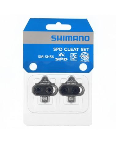 Calas Shimano SPD SM-SH56 Multidireccionales