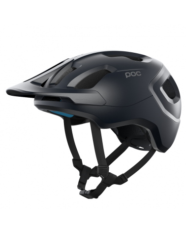 Casco Poc Axion Spin Uranium Black Matt