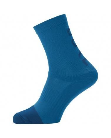 Calcetín Gore Mid Brand Azul