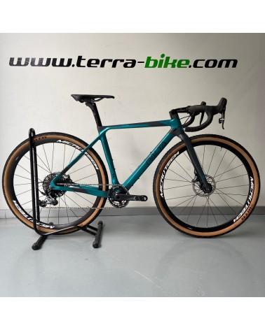 Bicicleta Basso Palta Rival 1 Emerald Green Talla S Ocasión