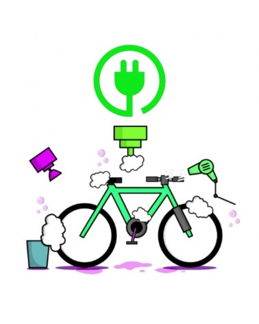 Lavado y Engrase e-Bike