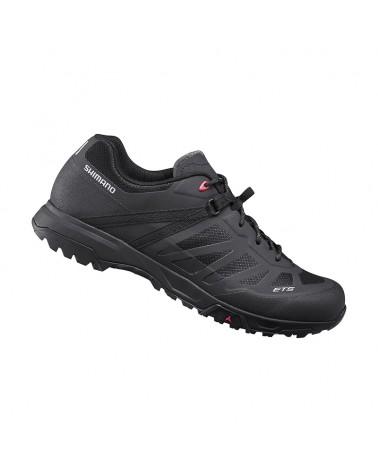 Zapatillas Mtb Shimano MTB ET500 Negro