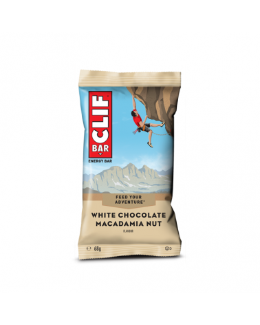 Barrita Clif Bar Chocolate Macadamia Nut Flavor 68 grs.