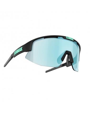 Gafas Bliz Matrix Small Black Smoke w ice blue multi