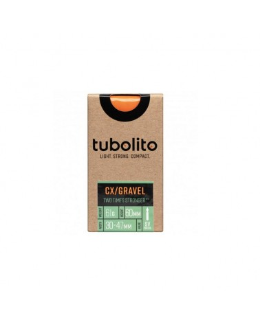 Cámara Tubolito CX/Gravel ALL 700C X 30-47mm