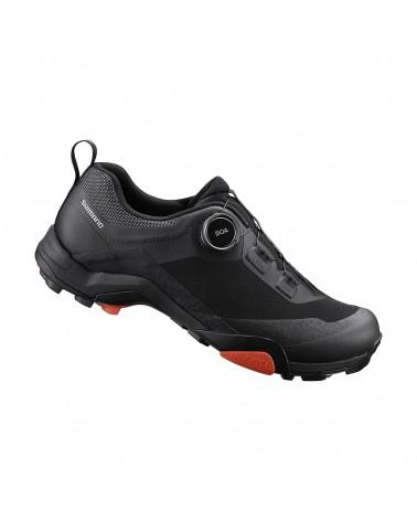 Zapatillas Mtb Shimano MTB MT701 Negro