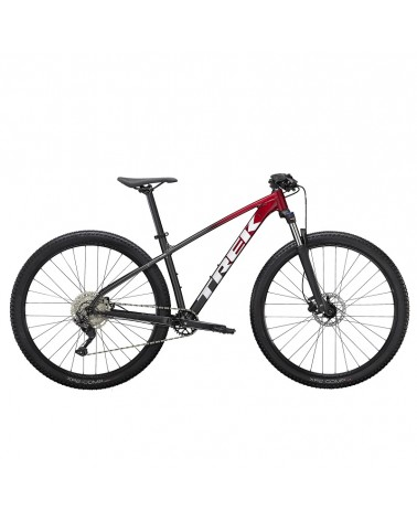 Bicicleta Trek Marlin 6 2022 Rage Red to Dnister Black Fade