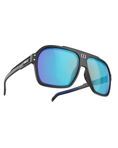 Gafas Bliz Targa Matt Black Smoke w blue multi