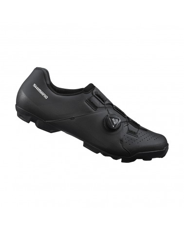 Zapatillas Mtb Shimano XC300 Negro