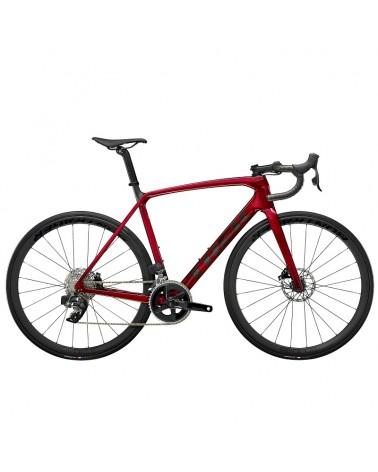 Bicicleta Trek Émonda SL 6 eTap 2022 Crimson/Trek Black