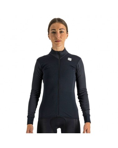 Maillot Mujer Sportful Kelly Thermal Negro
