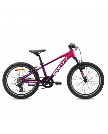 "Bicicleta Monty KX5 20"" Violeta/Magenta"