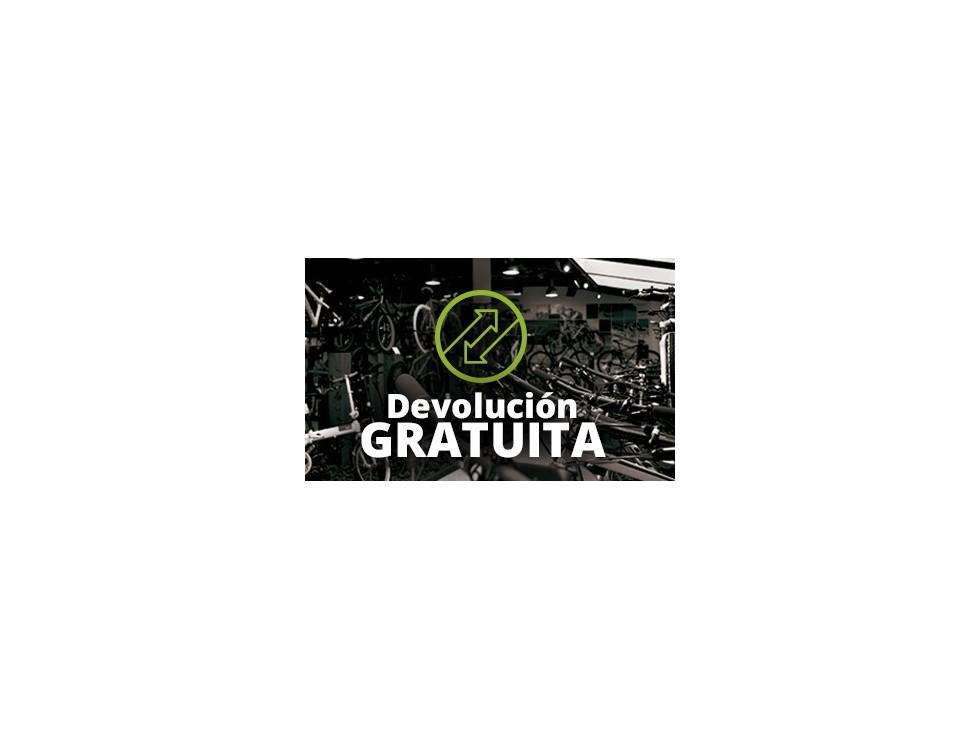 DEVOLUCIÓN GRATUITA