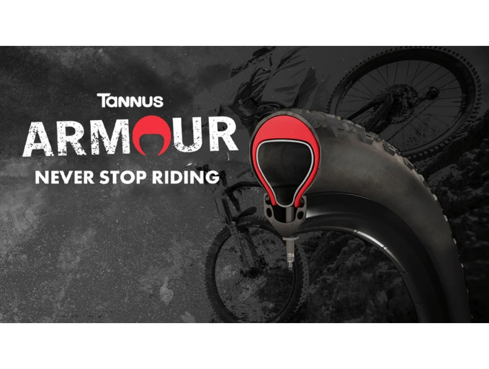 Tannus Armour, una nueva alternativa a los pinchazos y llantazos.